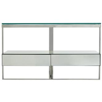 Calypso Mirror Console Table