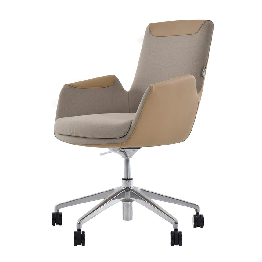 Alana Low Back Desk Chair Alternate Image, 2 Of 7 Images.