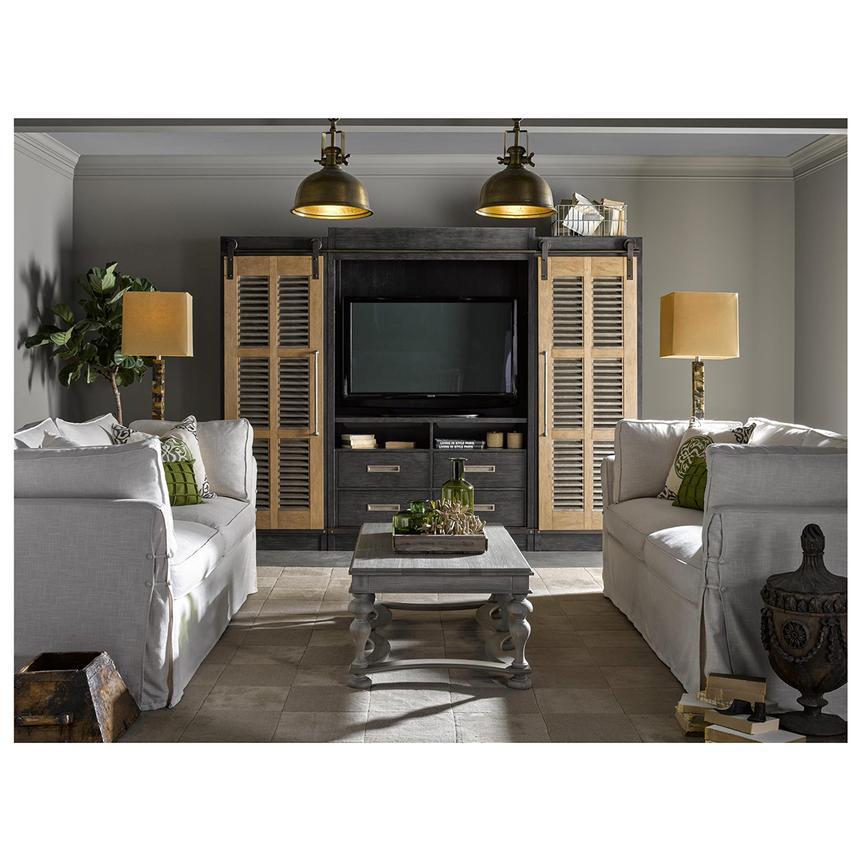 Modern Muse Wall Unit   El Dorado Furniture