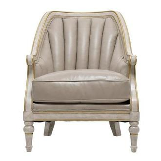 Lilliano Leather Accent Chair