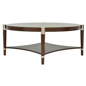Cole Oval Coffee Table