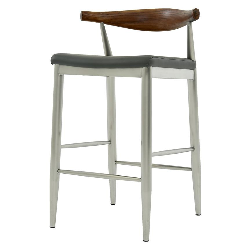 Timber Gray Counter Stool  alternate image, 3 of 7 images.