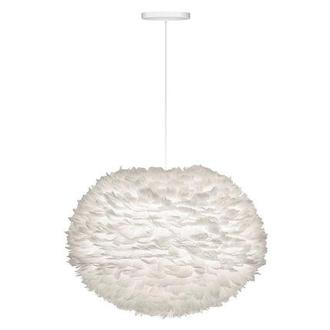 Floret White Large Ceiling Lamp