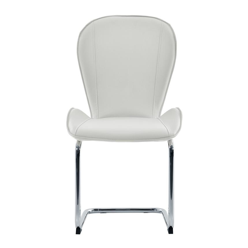Latika White Side Chair  main image, 1 of 7 images.