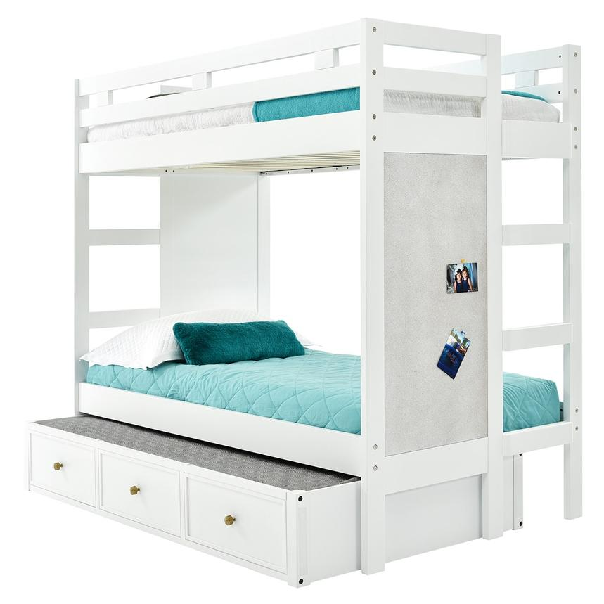 Rachael Ray's Uptown Twin Over Twin Bunk Bed  alternate image, 7 of 7 images.