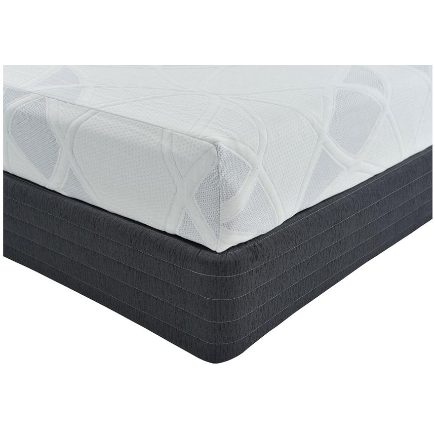 denali full memory foam mattress w low foundation by carlo perazzi el dorado furniture. Black Bedroom Furniture Sets. Home Design Ideas