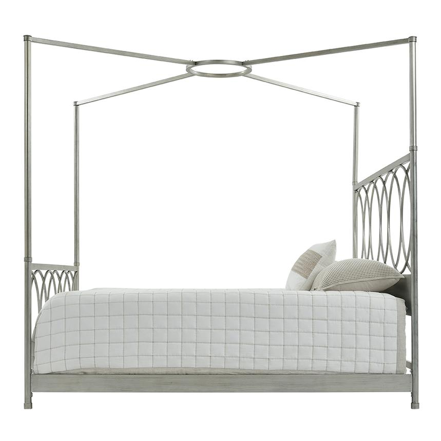 Rachael Ray's Cinema King Canopy Bed  alternate image, 7 of 10 images.