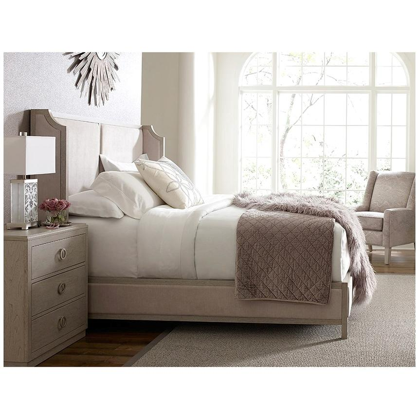 Rachael Ray's Cinema Queen Platform Bed  alternate image, 2 of 6 images.