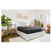 Silver Chill King Mattress w/Low Foundation by Sealy Posturepedic Hybrid  alternate image, 2 of 6 images.