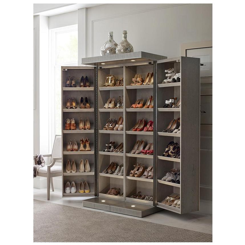 Rachael Ray S Cinema Shoe Cabinet El Dorado Furniture