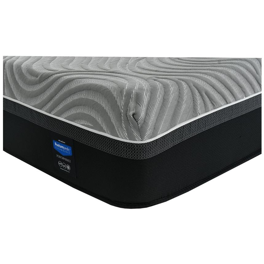 Kelburn Ii Full Mattress By Sealy Posturepedic Hybrid El