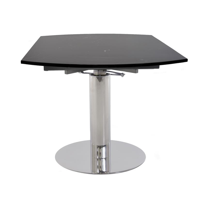 Tami Black Extendable Dining Table Alternate Image 2 Of 4 Images