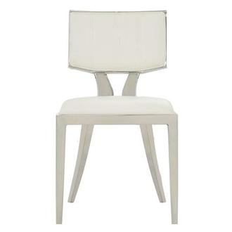 Natalia White Side Chair