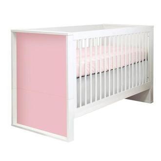 Liana Pink Crib