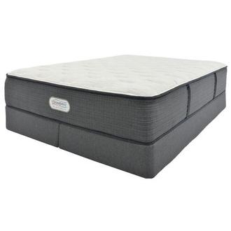 Beacon Hill TT King Mattress w/Low Foundation by Simmons Beautyrest Platinum