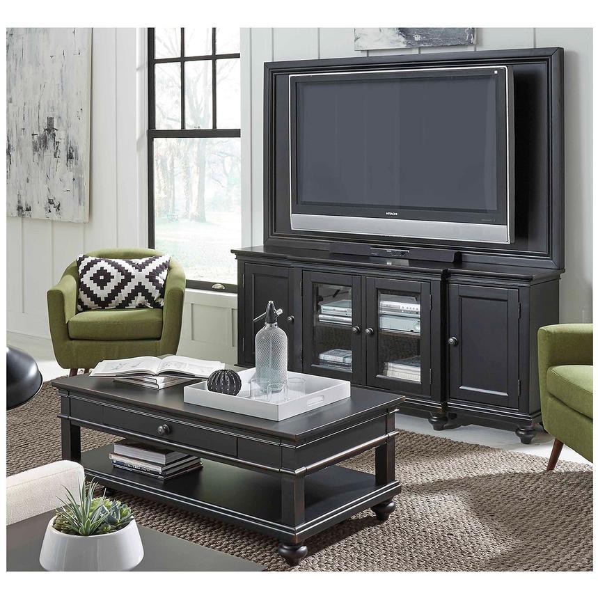 Oxford Wall Unit   El Dorado Furniture