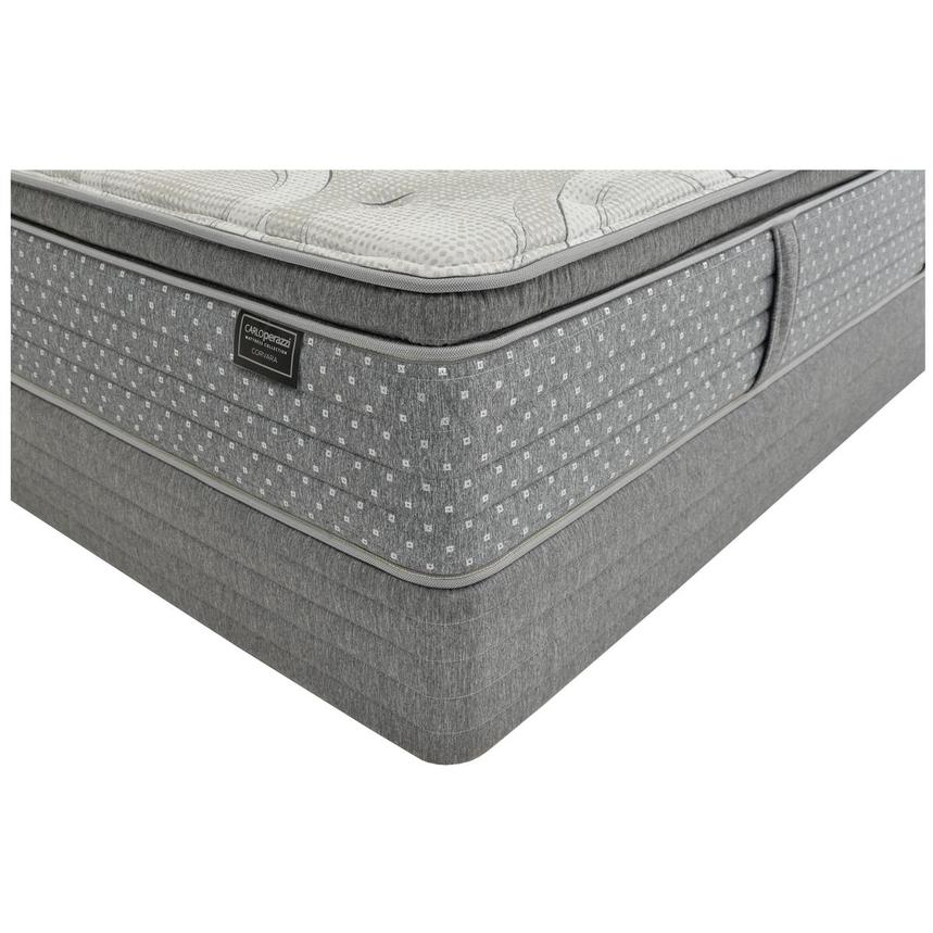 Corvara Queen Mattress w/Regular Foundation by Carlo Perazzi  alternate image, 3 of 4 images.