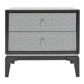Chelsea Gray Nightstand