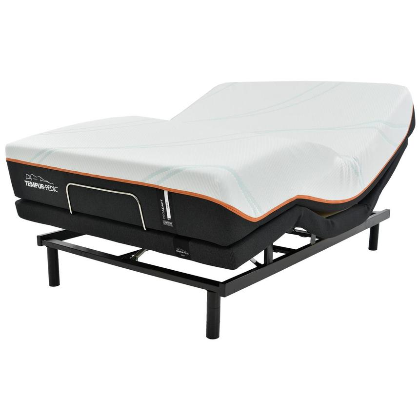 ProAdapt Firm Queen Memory Foam Mattress w/Ergo® Powered Base by Tempur-Pedic  alternate image, 3 of 5 images.