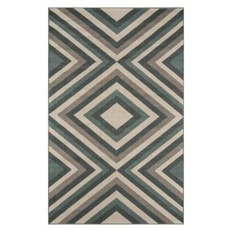 Arid 4' x 6' Indoor/Outdoor Area Rug