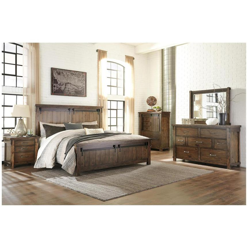Laredo 4-Piece Queen Bedroom Set