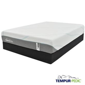 Adapt HB MS Twin Memory Foam Mattress w/Regular Foundation by Tempur-Pedic