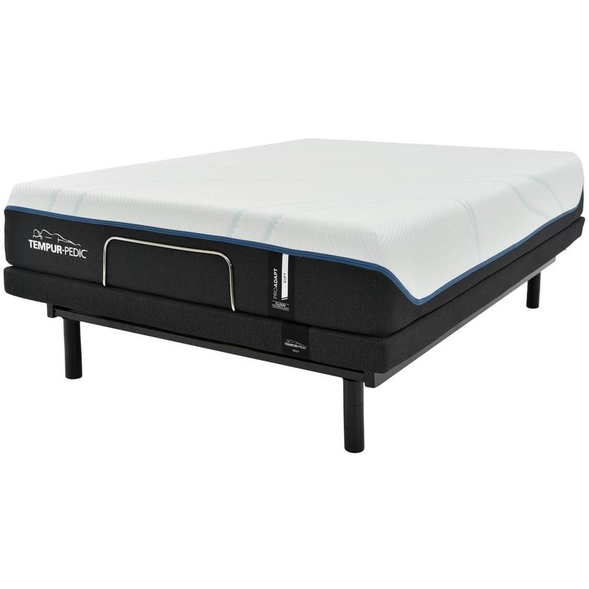 ProAdapt Soft King Memory Foam Mattress w/Ergo® Extend Powered Base by Tempur-Pedic  alternate image, 3 of 7 images.