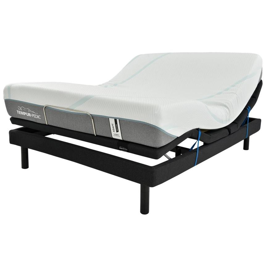 Adapt HB MS King Memory Foam Mattress w/Ergo® Extend Powered Base by Tempur-Pedic  alternate image, 3 of 6 images.