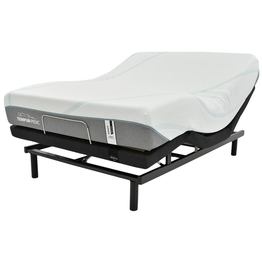 Adapt HB MS Full Memory Foam Mattress w/Ergo® Powered Base by Tempur-Pedic  alternate image, 3 of 7 images.