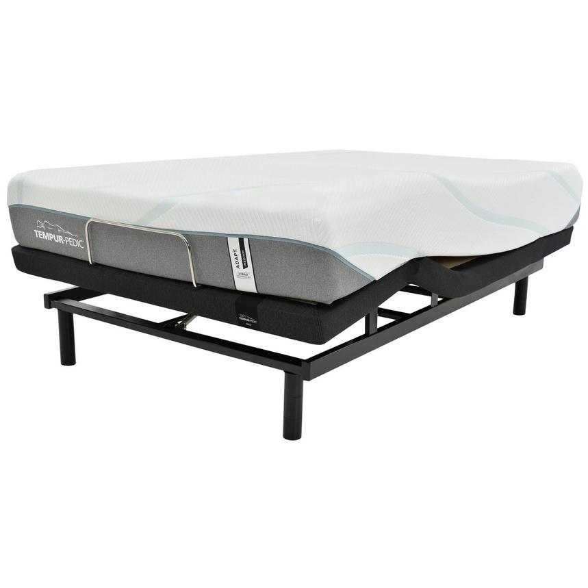 Adapt HB MS Queen Memory Foam Mattress w/Ergo® Powered Base by Tempur-Pedic  alternate image, 4 of 7 images.