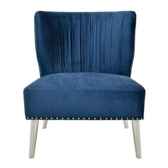 Palermo Blue Accent Chair