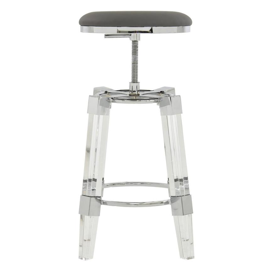 Julie Gray Adjustable Stool  alternate image, 2 of 3 images.