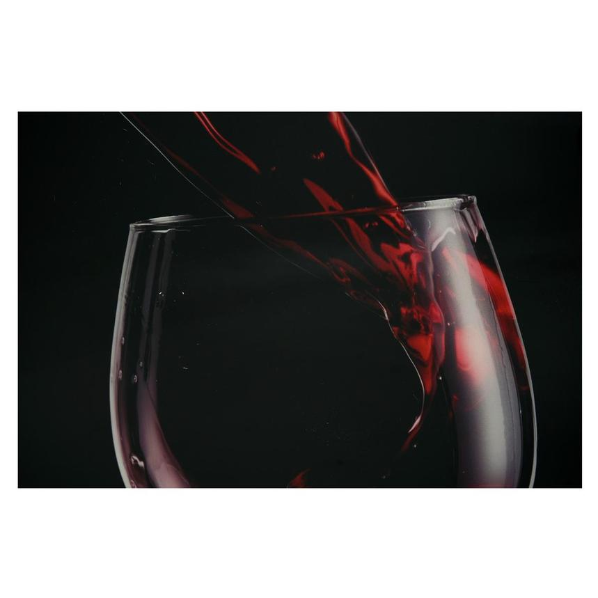 Vino Rosso Set of 3 Acrylic Wall Art  alternate image, 3 of 4 images.