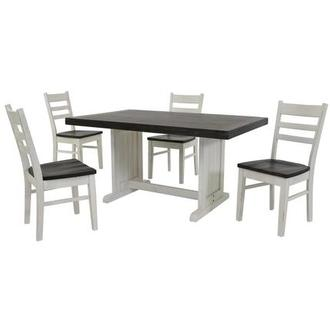 Kelsey 5-Piece Casual Dining Set