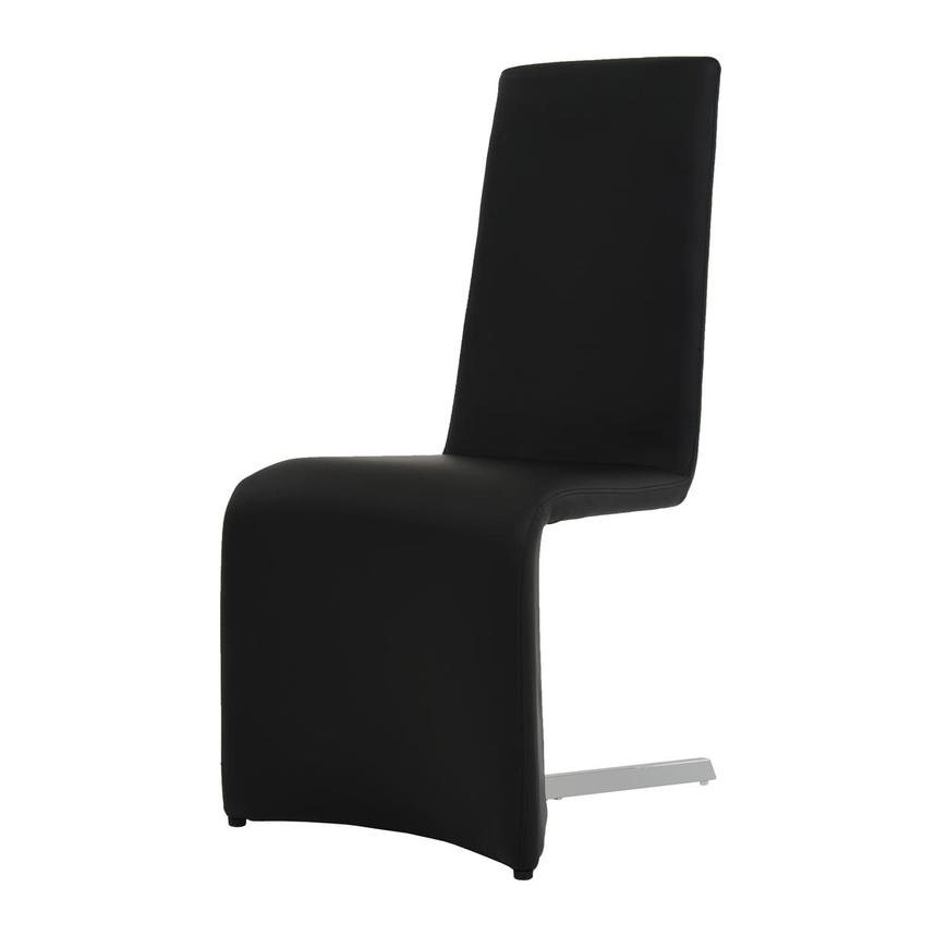 Tui Black Side Chair  alternate image, 2 of 6 images.