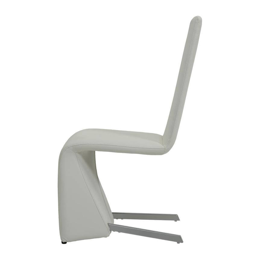 Tui White Side Chair  alternate image, 3 of 6 images.
