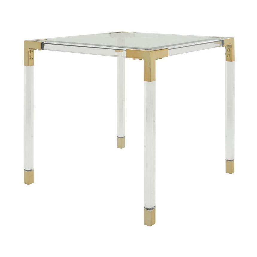 Melani Gold Side Table Alternate Image, 2 Of 4 Images.