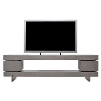 Darius Gray Large TV Stand