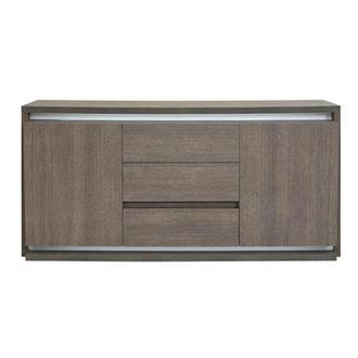 Emilia Gray Cabinet Made in Italy
