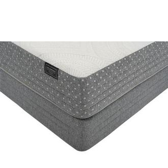 Messina HB Queen Mattress w/Low Foundation by Carlo Perazzi