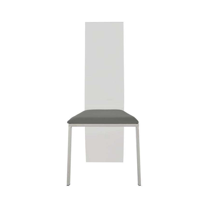 Layra Gray Side Chair