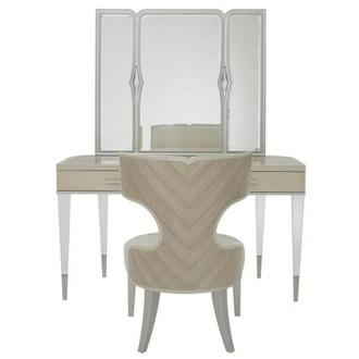 Camden Court Vanity w/Chair