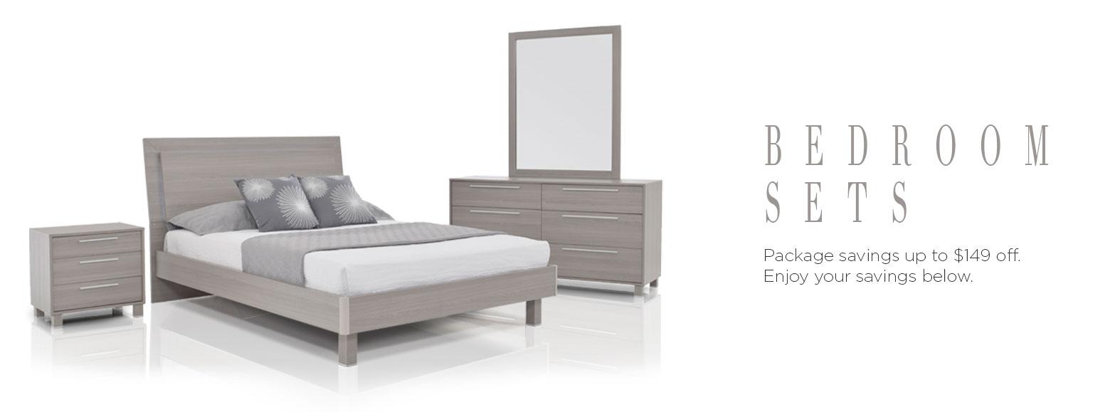 Bedroom Set Packages