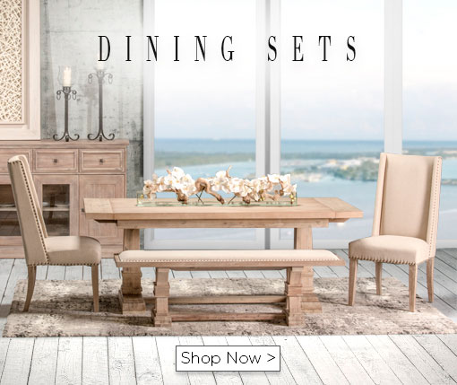 Dining rooms. Shop now.