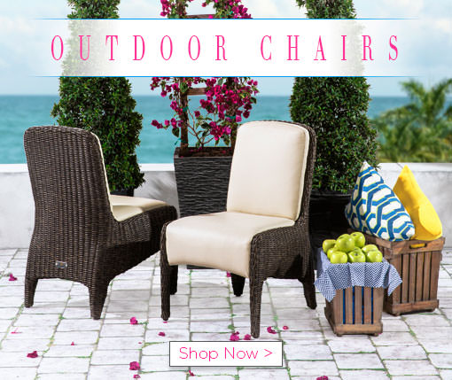 Exceptionnel Outdoor Chairs. Shop Now.