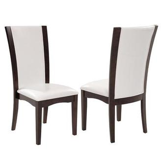 Daisy White Side Chair