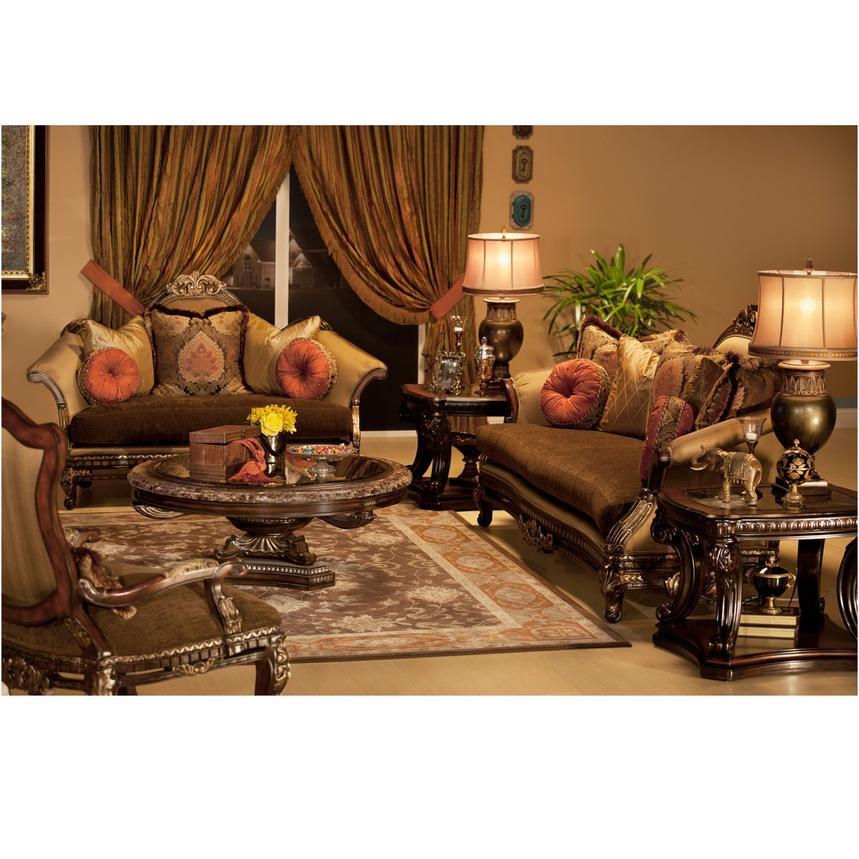 Sicily Accent Chair El Dorado Furniture