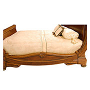 Cortina King Sleigh Bed  alternate image, 8 of 11 images.