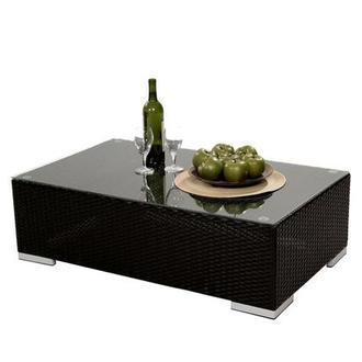 Neilina Black Coffee Table