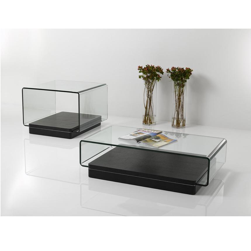 Clove Ii Brown Coffee Table W Casters El Dorado Furniture